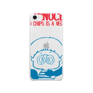 innocent chips Clear smartphone cases