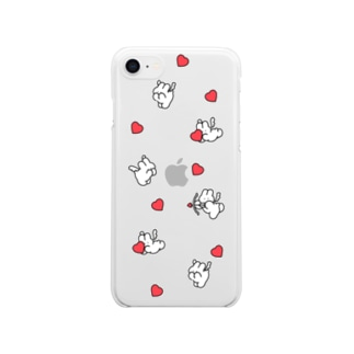 ♡ Clear smartphone cases