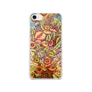 Parallel World No.2   type B Clear smartphone cases