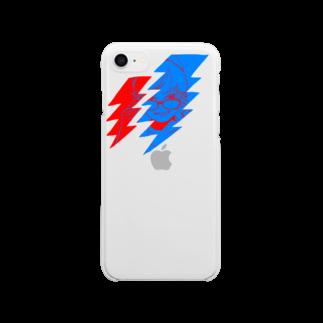 スドウ創太のBilliy Clear smartphone cases
