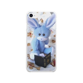 USAGI read to bible Clear smartphone cases