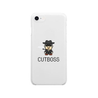CUTBOSS Clear smartphone cases