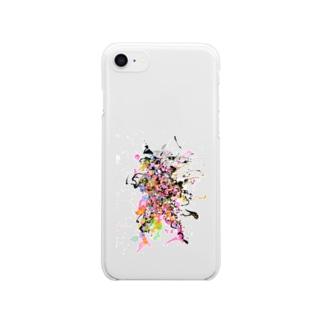 武神 Clear smartphone cases