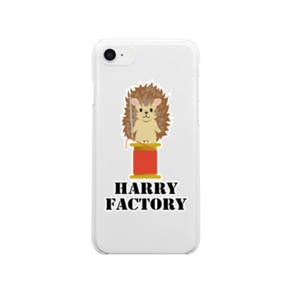 harryfactory Clear smartphone cases