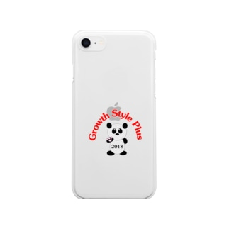 GSP+PANDA Clear smartphone cases