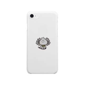TOY'S SHOP Clear smartphone cases