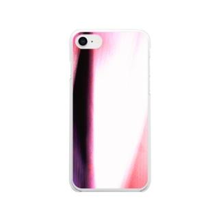 SAKURA DREAM Clear smartphone cases
