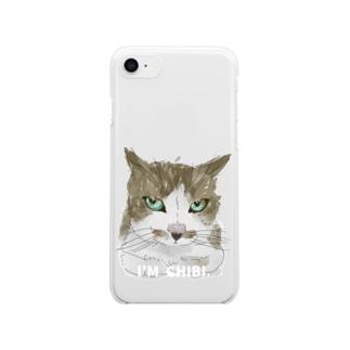 I'M CHIBI  Clear smartphone cases