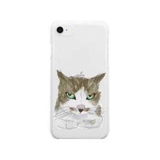 I'M CHIBI.(2) Clear smartphone cases
