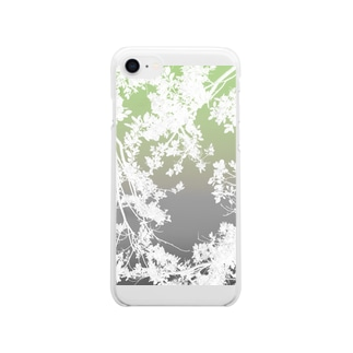 TOKIWA Clear smartphone cases