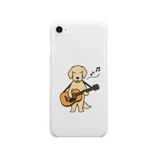 guitar Clear smartphone cases