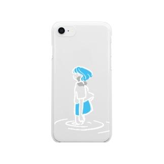 minamo Clear smartphone cases