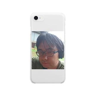 生主けんいち☆のアイテム Clear smartphone cases