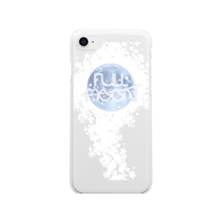 FULLMOON Clear smartphone cases