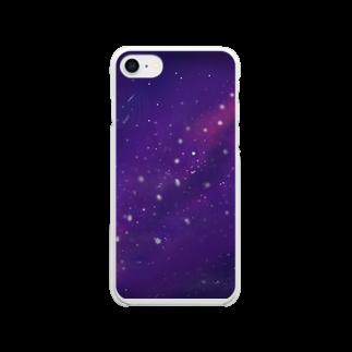 まなと@マナティ🗿🗿🗿のうちゅう Clear smartphone cases