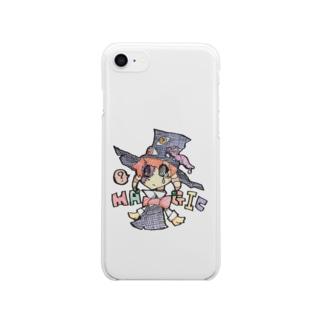 まじっくくん! Clear smartphone cases