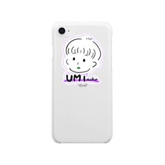 シティーボーイ Clear smartphone cases