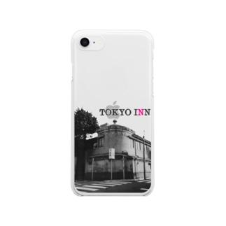 TOKYO INN Clear smartphone cases