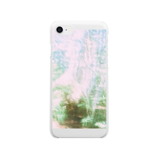 forest Clear smartphone cases