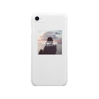 she more glass Clear smartphone cases