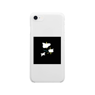i tsu ka   イツカ Clear smartphone cases