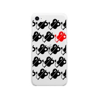 GUNBAI Clear smartphone cases