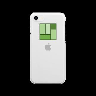 minato128のtatami v3 Clear smartphone cases