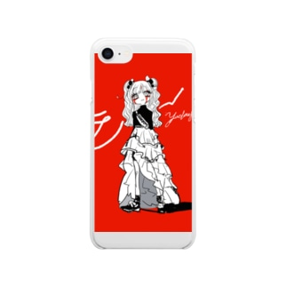 wa Clear smartphone cases
