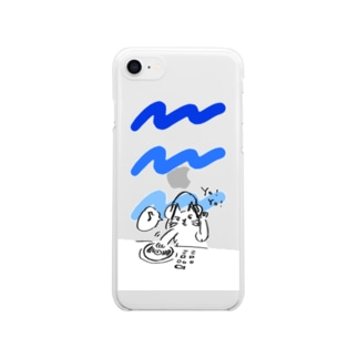 DJねこ Clear smartphone cases