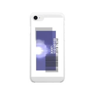 97-19 Clear Smartphone Case