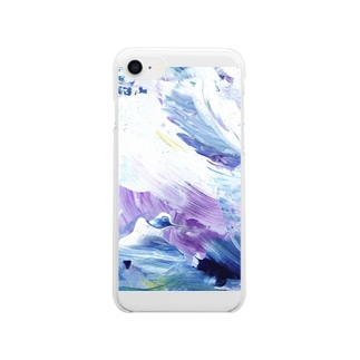 「OOPARTS」/ 002 Clear smartphone cases