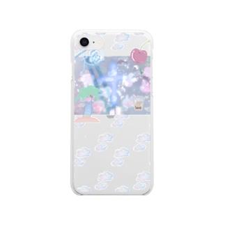 エモカオス Clear smartphone cases