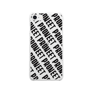 PRONEET Clear smartphone cases
