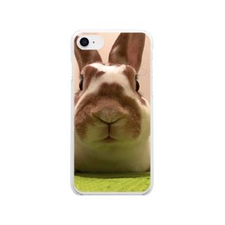 まっぷ Clear smartphone cases