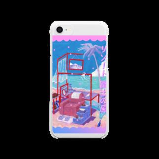 eternalfujikoのリゾート富士の風♪ Clear smartphone cases