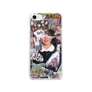 失華 Clear smartphone cases