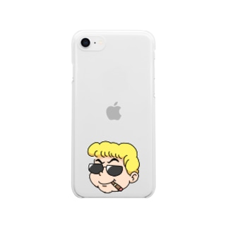 Baby Gang Clear smartphone cases
