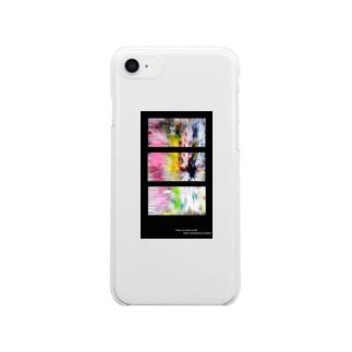 Hanabi_iPhone case Clear smartphone cases