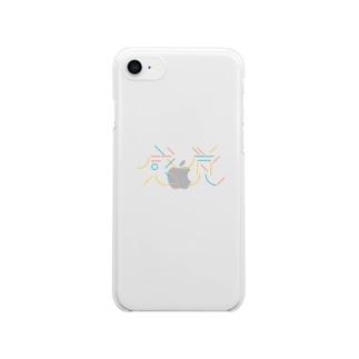 感覚 Clear smartphone cases