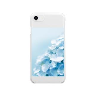aoiajisai Clear smartphone cases