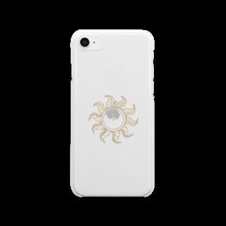 檸檬茶。の🌙 Clear smartphone cases