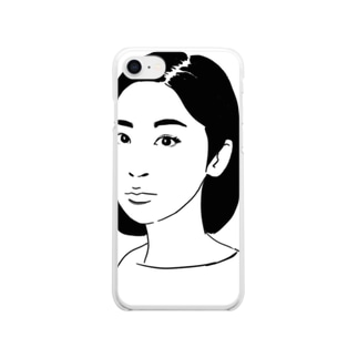 My Girl, Rock & Roll. Clear smartphone cases