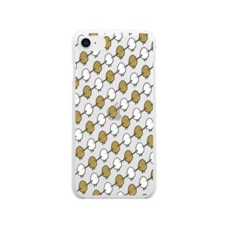 UZURA'S EGG2 Clear smartphone cases