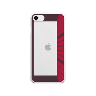 映画館 Clear smartphone cases