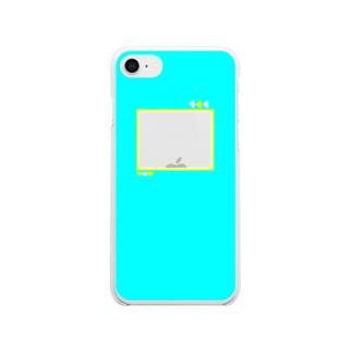 夏色ケース Clear smartphone cases