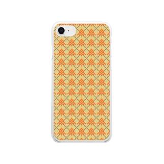 カナディアン Clear smartphone cases