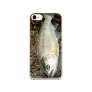 女王 Clear smartphone cases