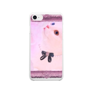 Actress Cat Clear smartphone cases