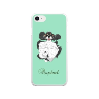 Y様 ご提案1 Clear smartphone cases