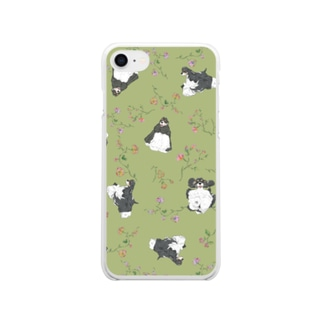 Y様 ご提案2 Clear smartphone cases